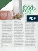 food mood solution article