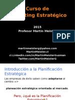 Clase 2 PPT Planificacion Estrategica Parte 1