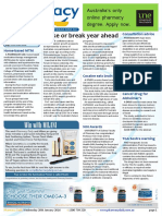 Pharmacy Daily for Wed 20 Jan 2016 - Make or break year ahead, Home-based MTM, Cancer drug for Alzheimers, NIH Awards, TGA warning and much more