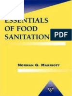 49186775 Essentials of Food Sanitation (1)