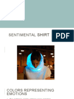 Sentimental Shirt