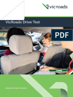 Driving Instructors Drive Test Criteria