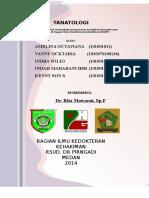 Paper Forensik Tanatologi