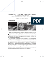 Pandillas y Prensa IIII