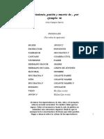 Campos Garcia, Jesus - Teatro - Nacimiento Pasion y Muerte de Por Ejemplo Tu