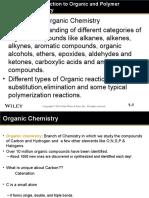 Organic Chemistry Chapter 1 Slides