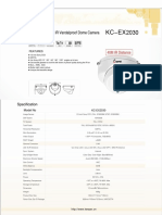 instructions EX2030