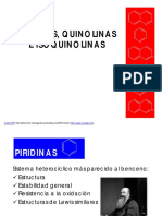 Clase 12 Piridina, Quinolina e Isoquinolina