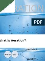 Aeration Ppt