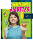 Diabetes Ebook:Handy Health Guide To Diabetes