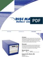ReflexMax1CD Manual