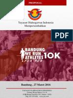 Bandung Great Run 10K 2016