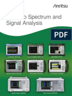 Guide to Signal Spectrum Analysis