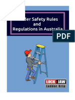 Ladder Safety Rules and Regulations in Australia