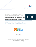 1st Yr Completion Report(Main Text)