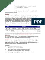 Pencil Cedar Technical Info