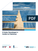 IFC - Solar Developer's Guide