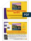 Java Network Programming Servers