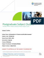 TO5002_Subject Outline SP23 2015