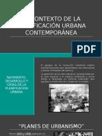 El Contexto de La Planificación Urbana Contemporánea (1)