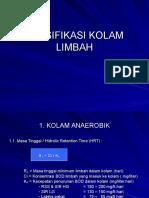 PPL 6 (Kolam Limbah )