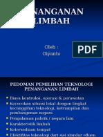 PPL 4 (Penanganan Limbah) - Edit