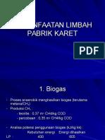 PPL 7 (Pemanfaatan Limbah )