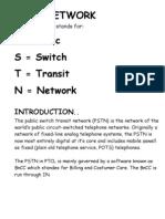 Pstn Network