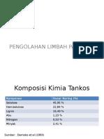 Pendekatan Teknologi Pengolahan Limbah PKS BAG 2