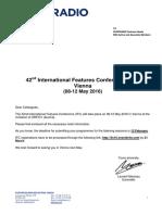 2ndInfo IFC Vienna 08-12May16