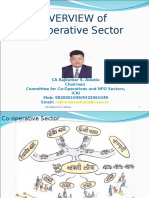 Overview of Coopeartive Societies CA. Rajkumar S. Adukia