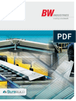 BW Industries - Roof Purlins