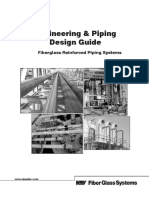 Engineering Piping Design Guide Fiberglass Reinforced Piping Systems