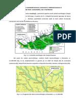 Caracterizare Generala Geologica - Geomorfologica - Hidrogeologica - Climatica - Seismica a Mun. Alexandria, Jud. Teleorman