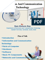 Information and Computer Communication Technology