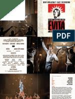 02-17- Digital Booklet Evita - New Broadway Cast Recording