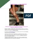 Depilación y piernas bonitas