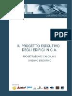 Progetto Esecutivo Di Edifici in C.a.