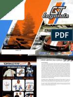 GT Legends - Manual - PC