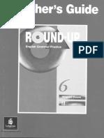 Round Up 6 Teacher's Book