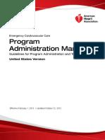 Progr Admin Manual 2013