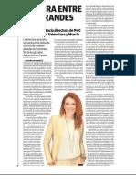 Sandra Deltell Socia directora de PwC en la Comunitat Valenciana y Murcia