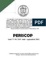 Periscop Nr. 3 Din 2012