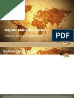 Institusi, Proses Dan Aktor Politik Di Amerika_ Fin