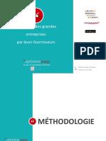 Baromètre Client Fournisseur 2015 pinionway