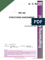 Structural Assessment of Bridge