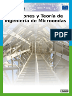Aplicaciones y Teoria de Ingenieria de Microondas CC by-SA 3.0
