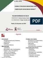Uma Investigação sobre o Processo Migratório para a Plataforma de Computação em Nuvem no Brasil (Apresentação)