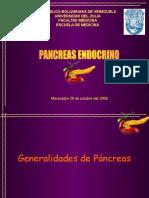 Fisiologia de Páncreas
