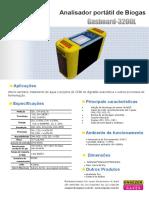 Engezer Biogas Portatil
